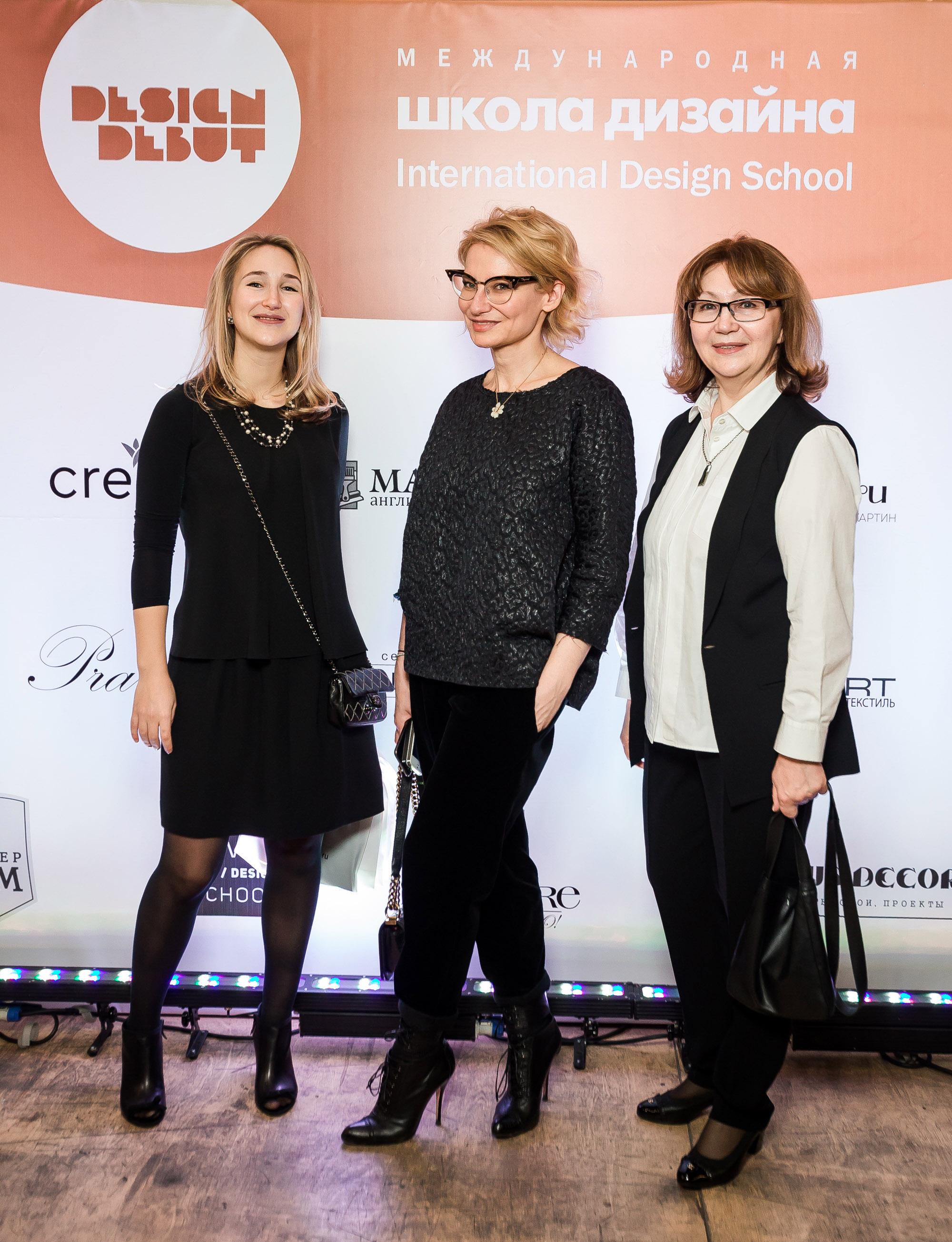 Елена Лазарева, Эвелина Хромченко, Надежда Лазарева