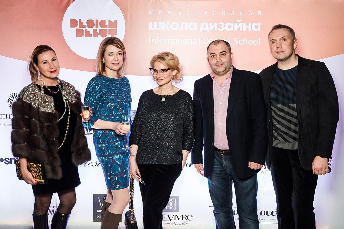 Анна Муравина, Эвелина Хромченко, Ярослав Мелихов (Tapis Rouge), Майк Шилов