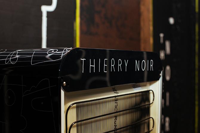 Smeg — Thierry Noir