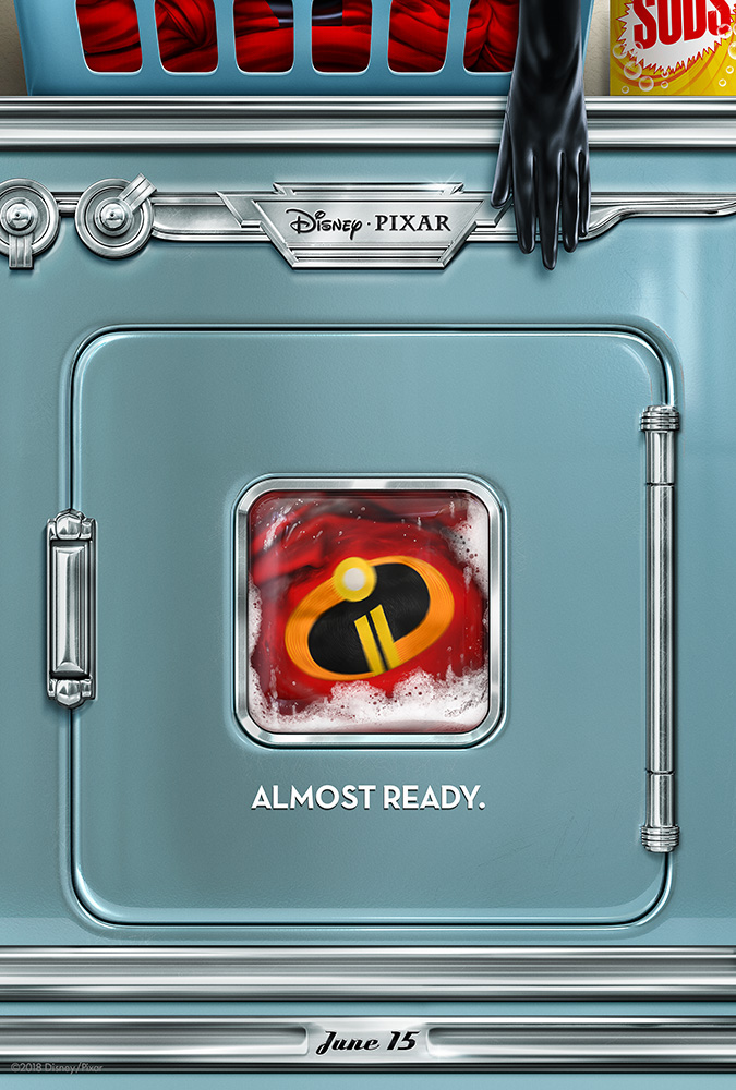 The Incredibles 2 Campaign