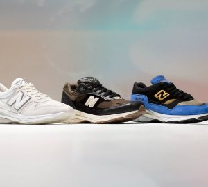New Balance 991.9 Caviar&Vodka Pack