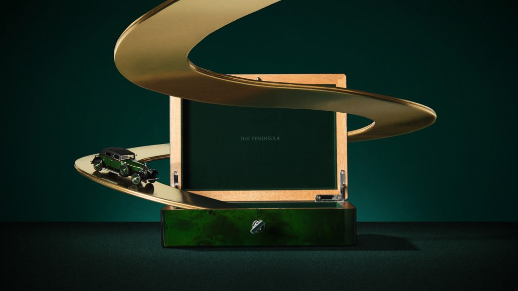 The Peninsula Boutique - Timeless Gift Of Treasure