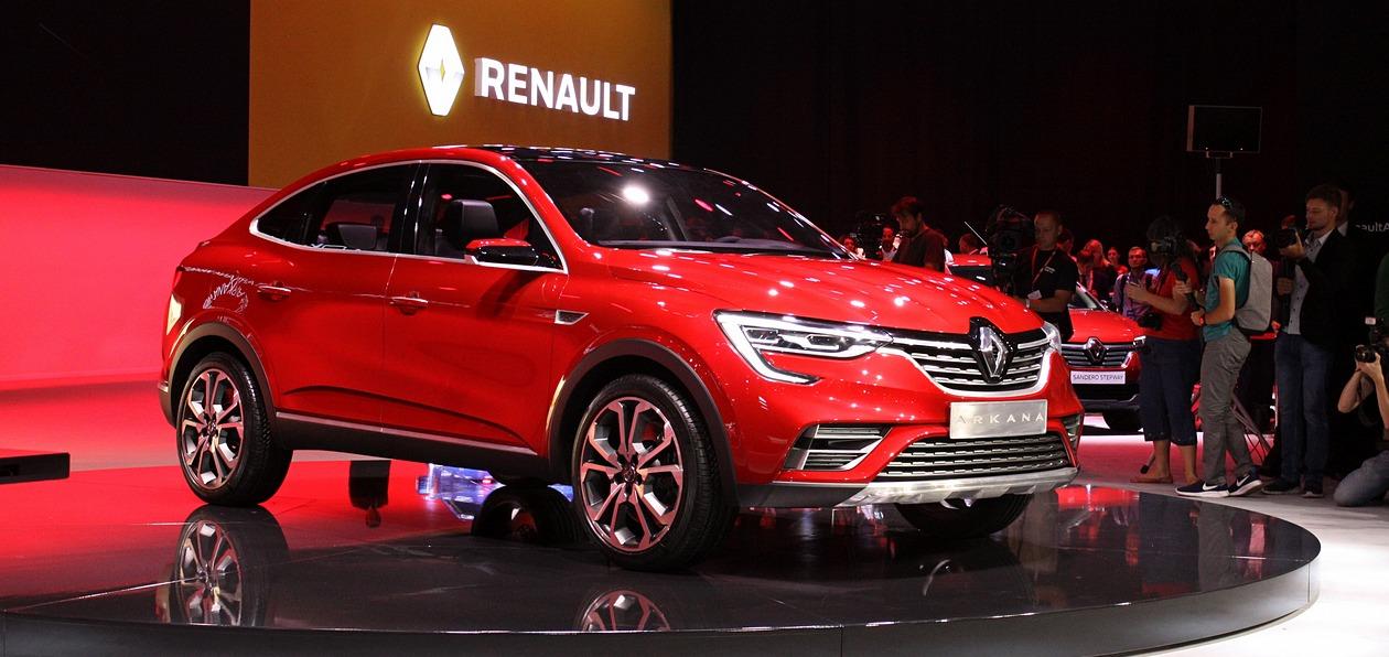 Renault Arkana - ММАС18