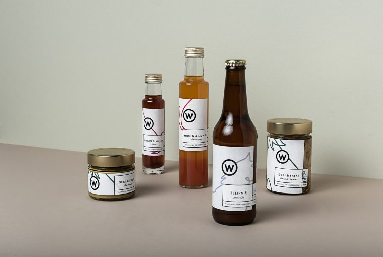 Branding for Walhalla