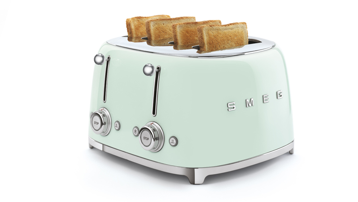 SMEG 4 Slice Toaster