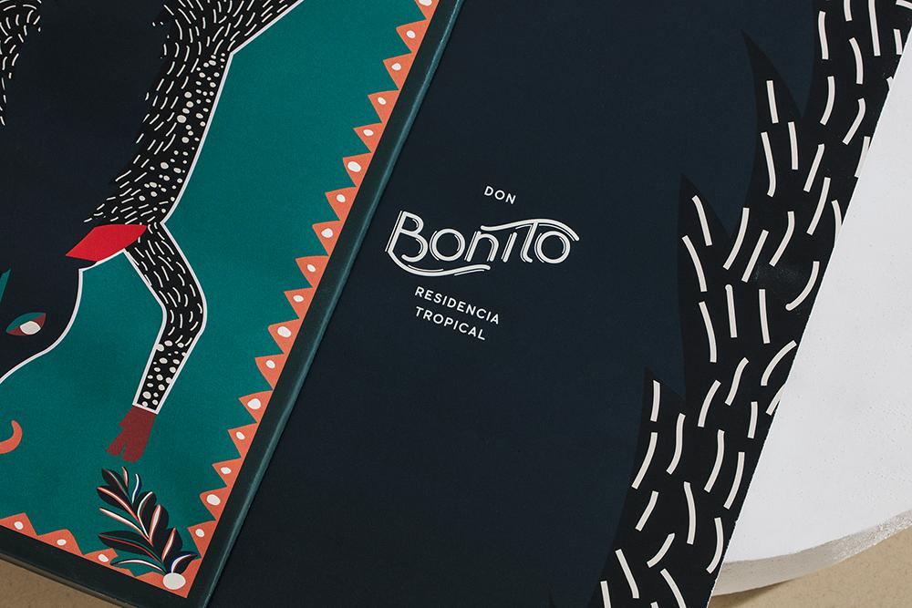 Futura. — Don Bonito Hotel Branding