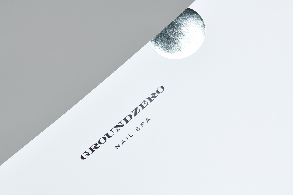 Groundzero Nail Spa by Anagrama Studio