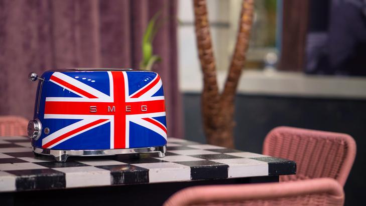 SMEG - Union Jack