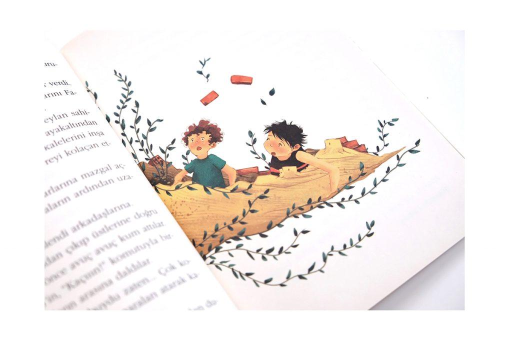 Children's Book — Amazon Captain