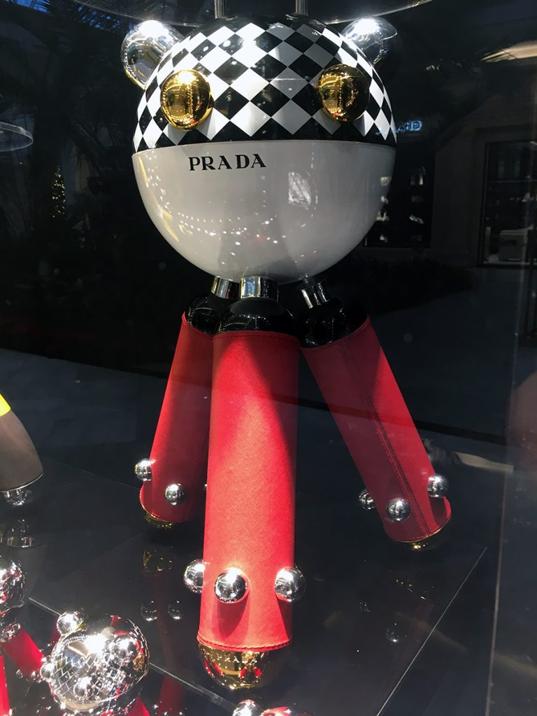 Prada Pradamalia - Window Display