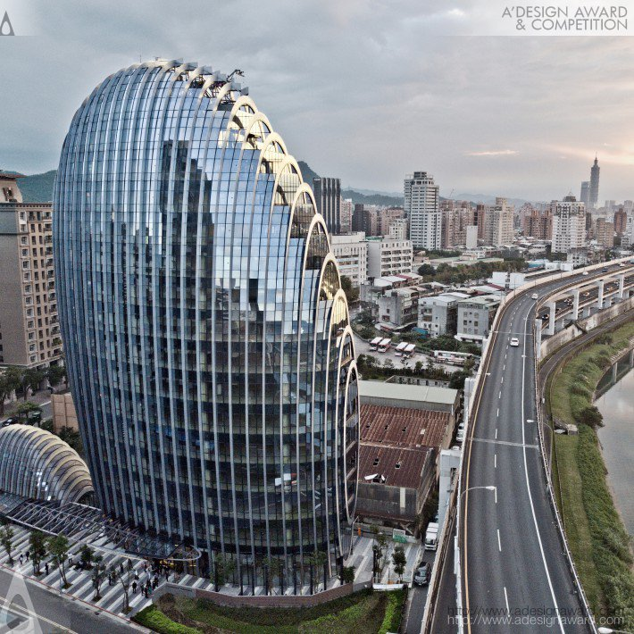 Lè Architecture by Aedas