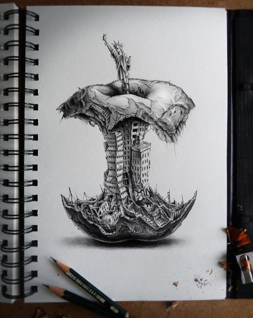 Amazing-Graphite-Pencil-Drawings-8