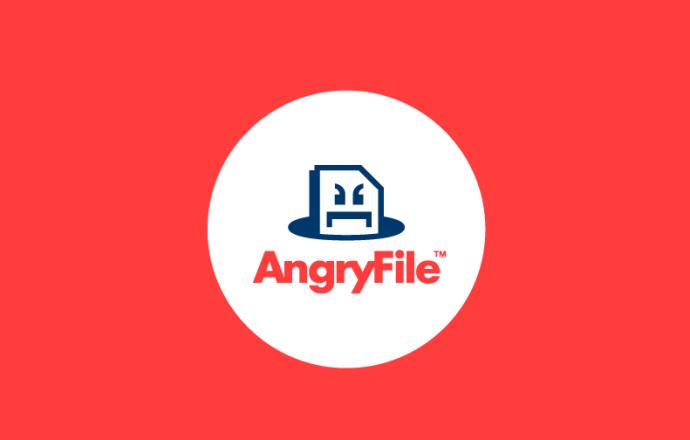 Logo for AngryFile