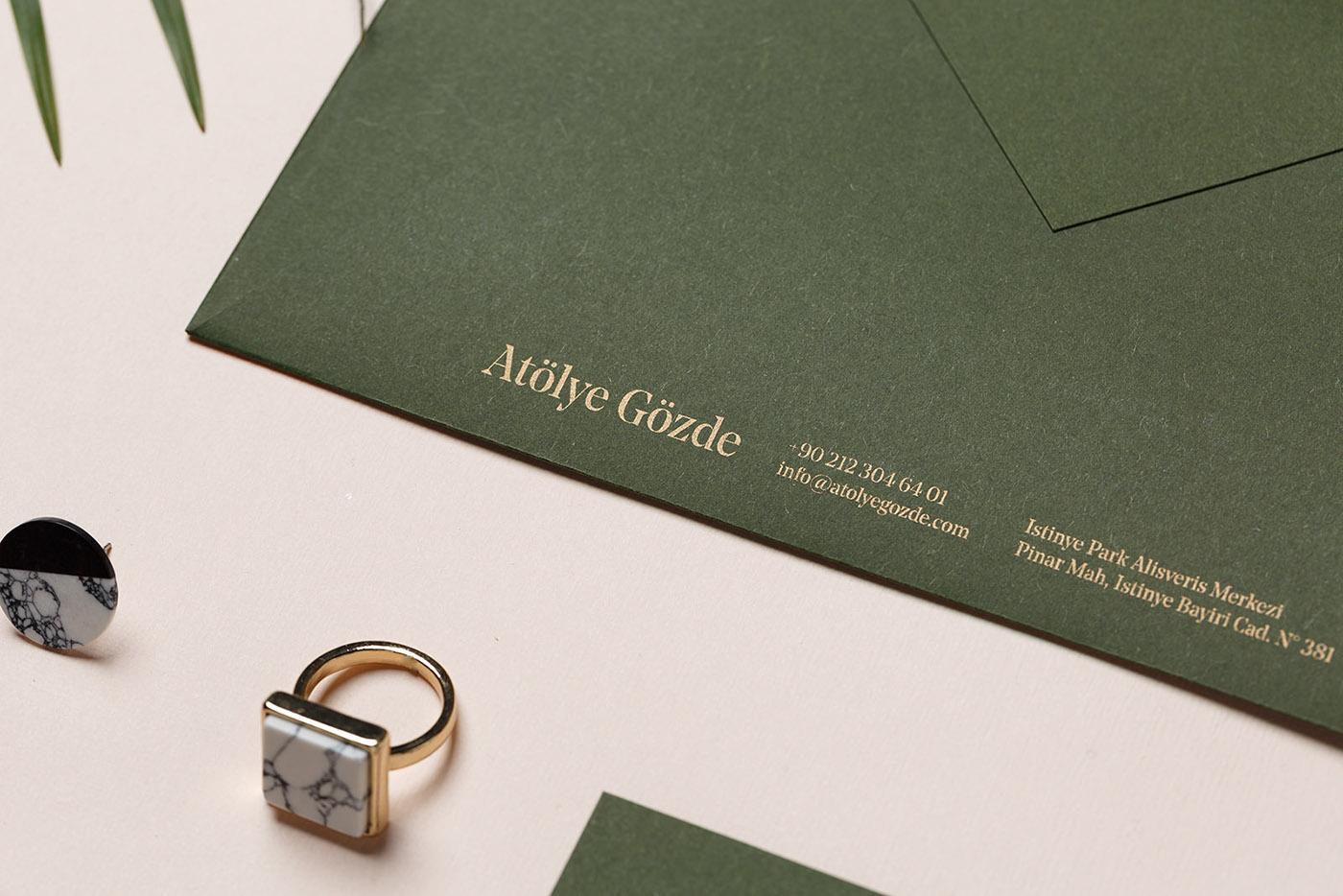 Atolye Gozde Branding