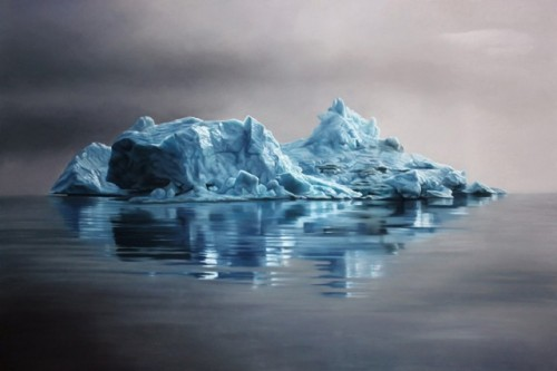 Pastel-Icebergs-by-Zaria-Forman-8