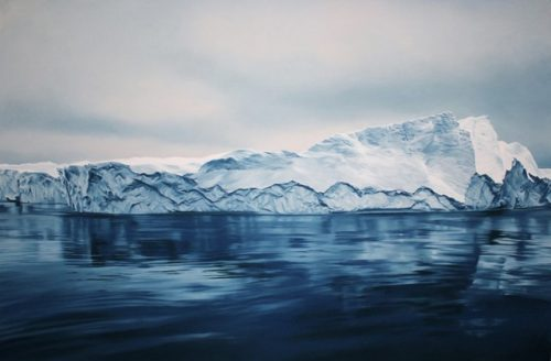 Pastel-Icebergs-by-Zaria-Forman-9