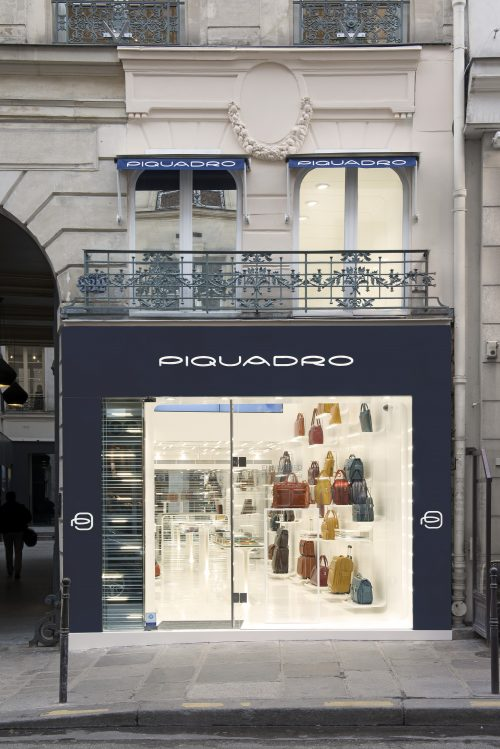 Magasin Piquadro Paris
