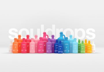 Souldrops packaging