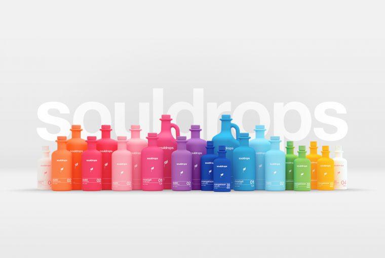 Souldrops packaging