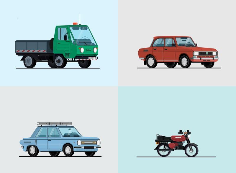 Soviet Cars