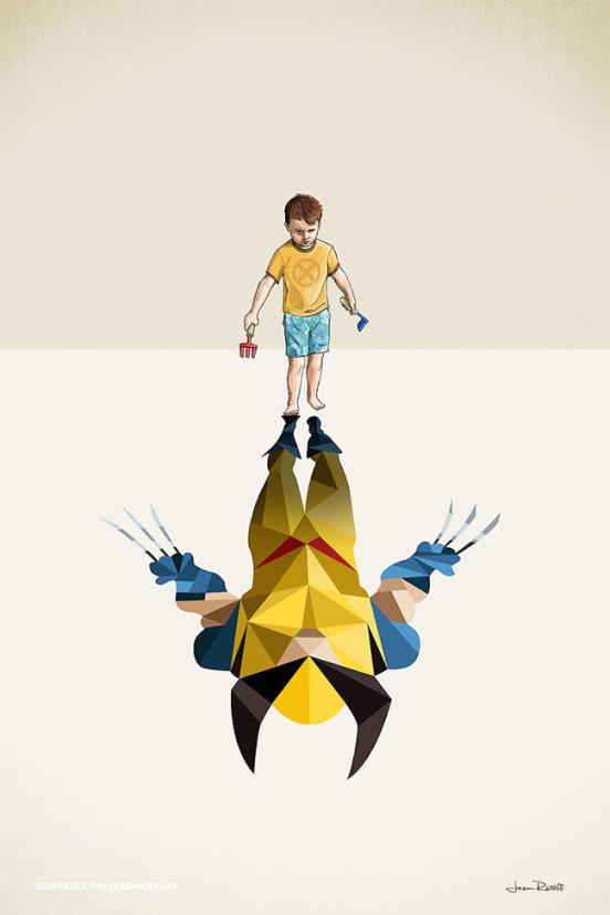 Superheroes-Shadows-Posters-04