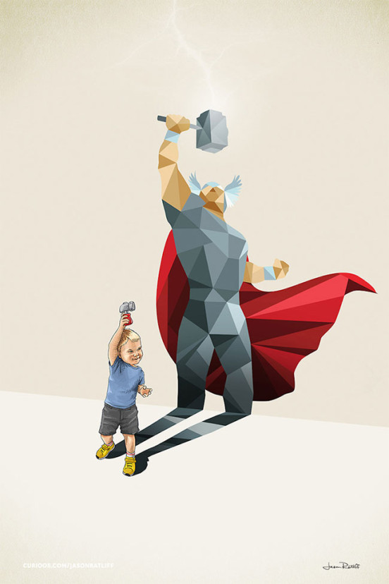 Superheroes-Shadows-Posters-08
