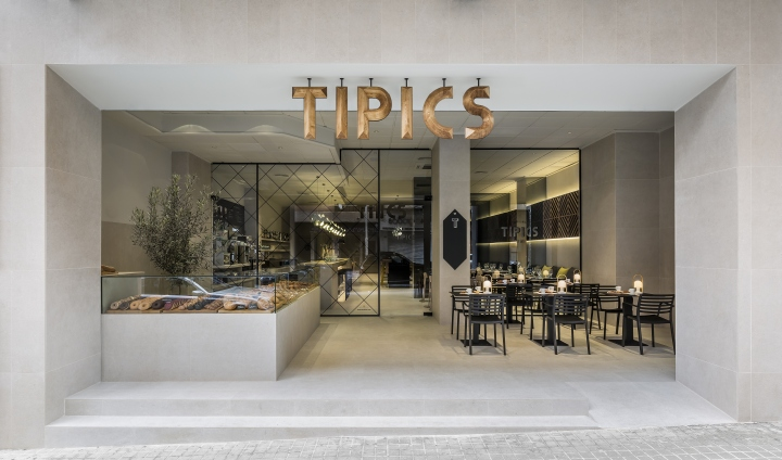 TIPICS Restaurant and Coffe Shop