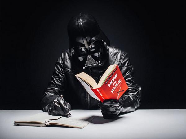 The Daily Life of Darth Vader