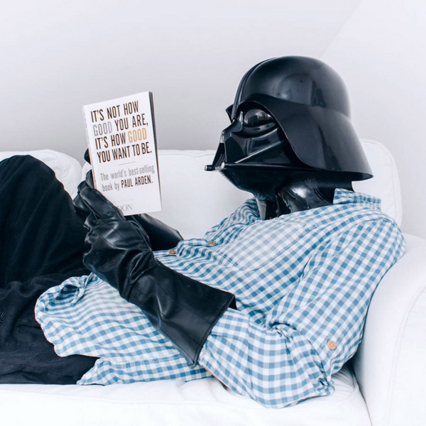 The Daily Life of Darth Vader