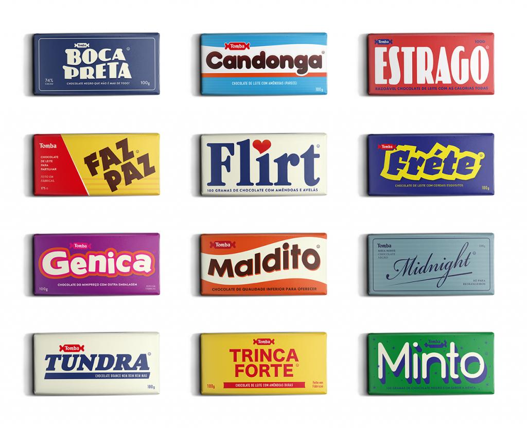 Tomba Chocolate