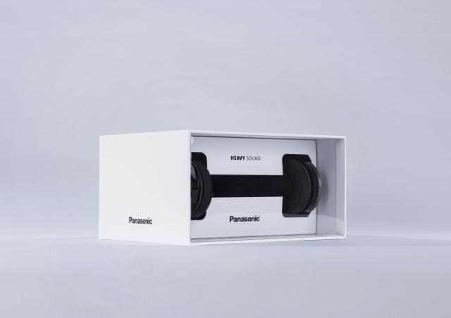 Panasonic. Тяжелый звук