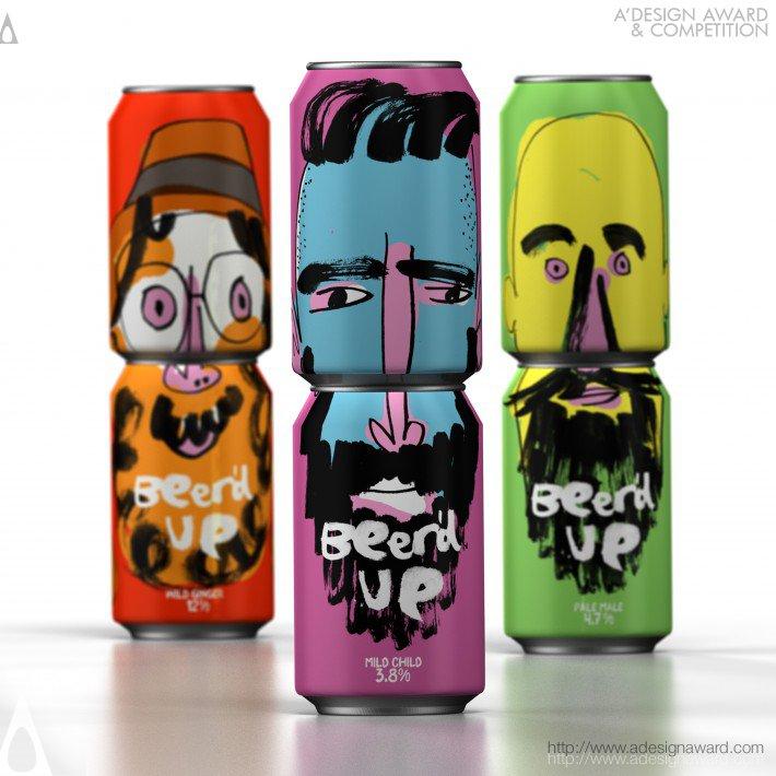 Банка пива. Дизайн: Springetts Brand Design Consultants