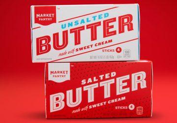 Target updates their Market Pantry Line