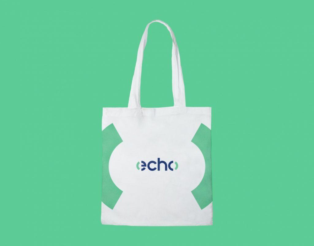 Echo Branding - tote
