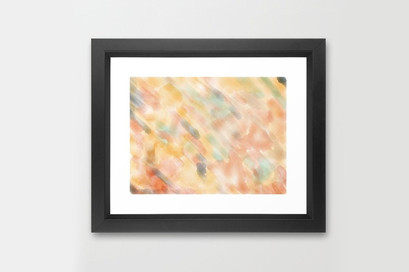 Framed Print Art