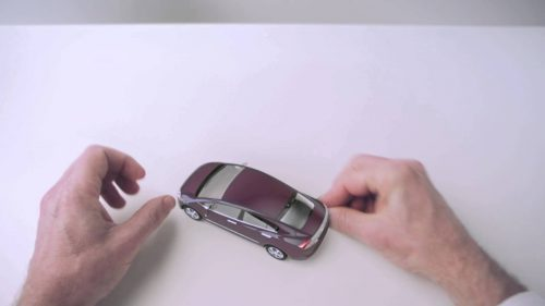 "Реклама Honda. Honda - ""Hands"""
