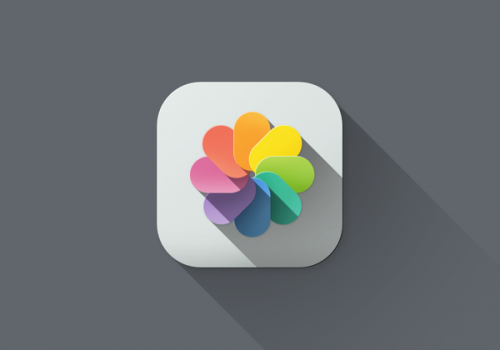 long-shadow-ios7-icons-1