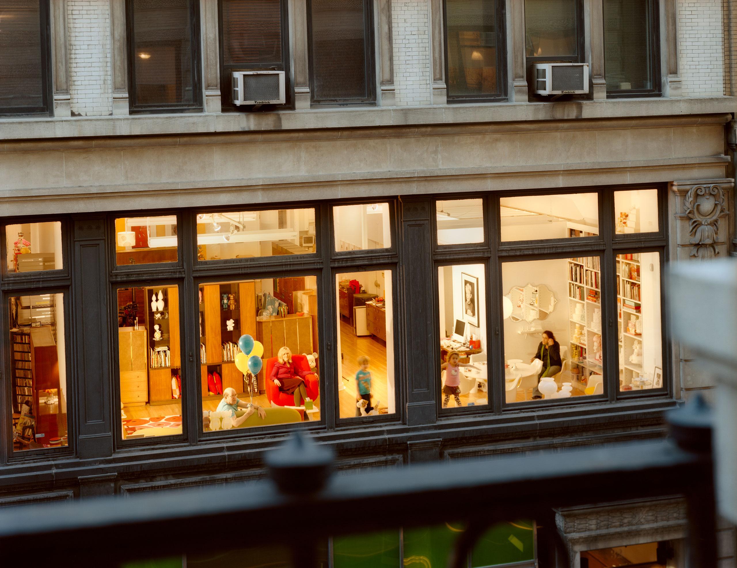 out_my_window_gail_albert_halaban_new_york_cakesandbaloons