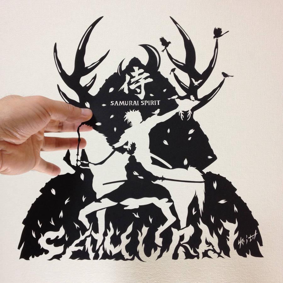 poetic papercut