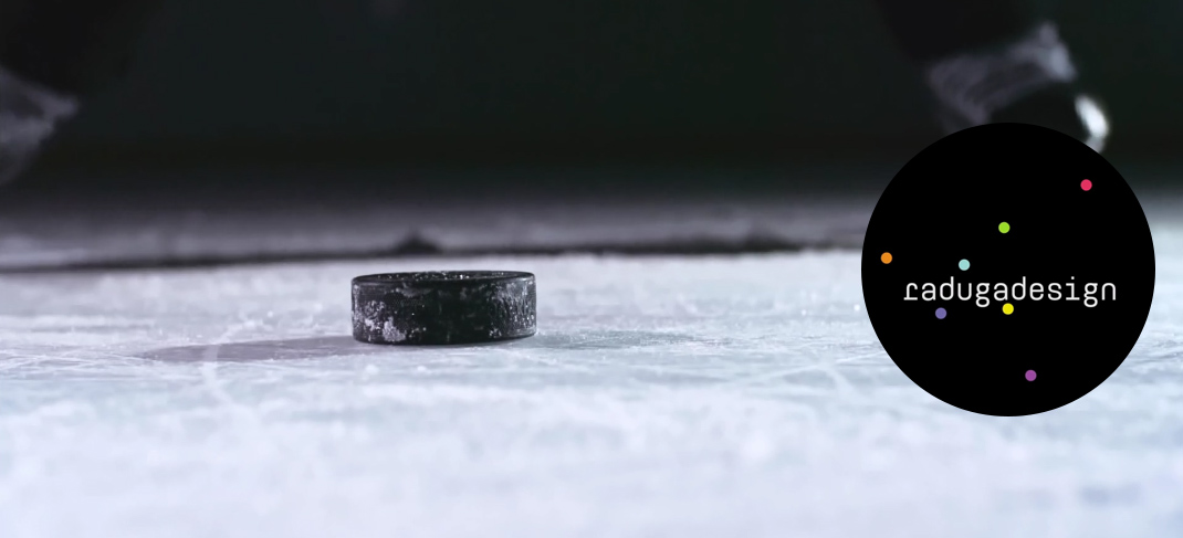 Radugadesign - Hockey championship opening