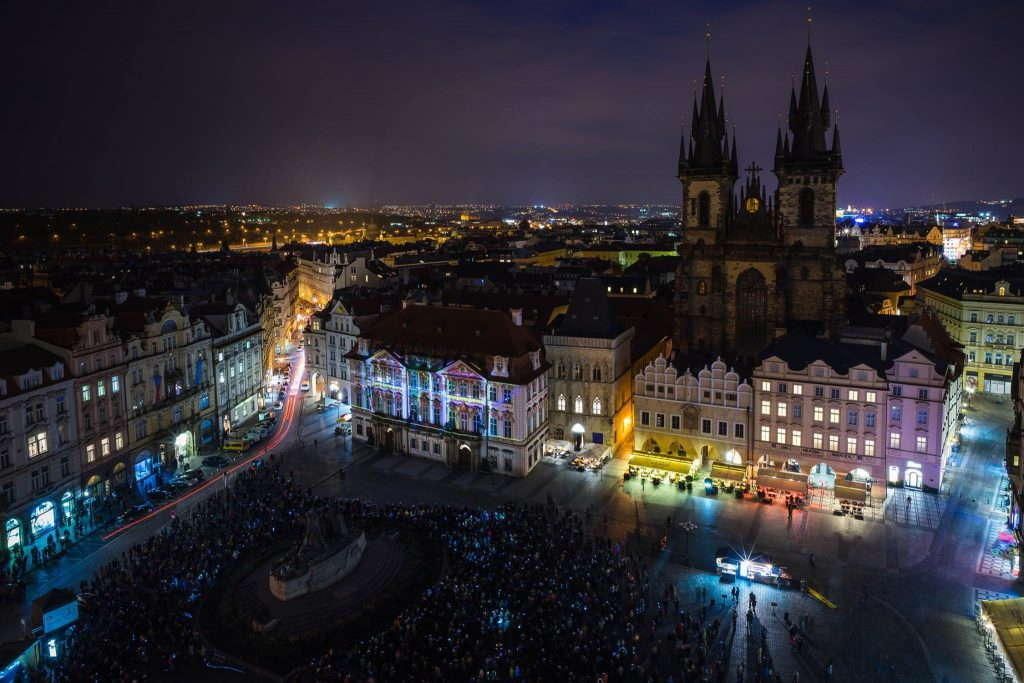 Radugadesign на фестивале SIGNAL 2016 в Праге