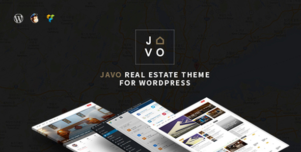 Javo - real estate template for WordPress