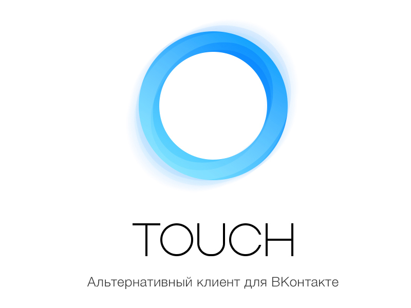 Touch alternative client for VK