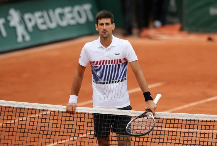 Novak Djokovic - Lacoste - Wimbledon 2017